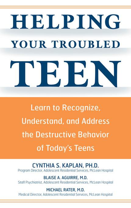 Helping Your Troubled Teen EB9781616734275