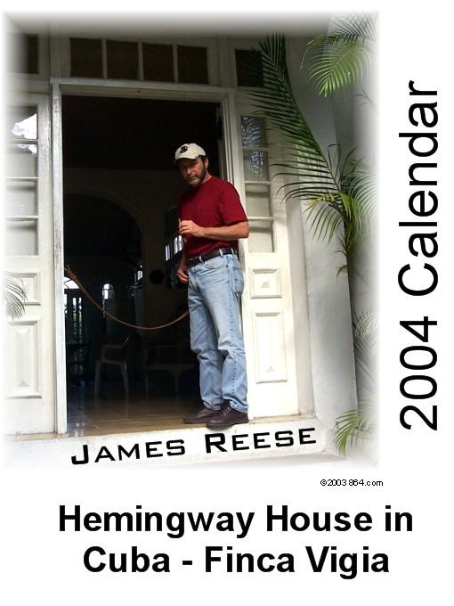 Hemingway House in Cuba - Finca Vigia - 2004 Calendar EB9781932572018