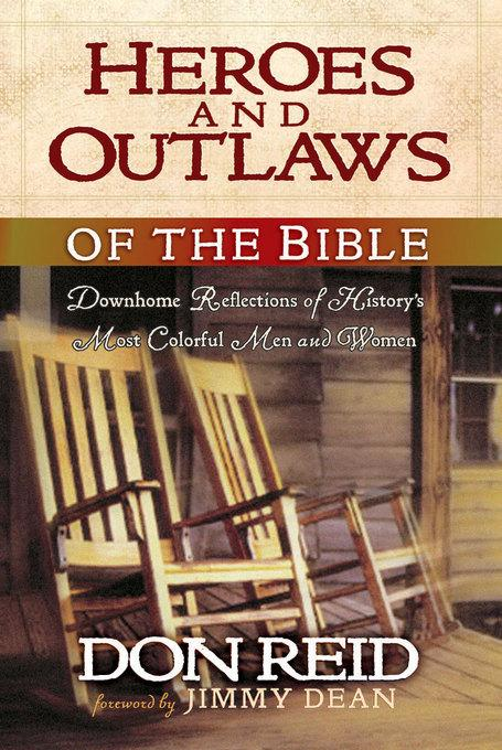 Heroes and Outlaws of the Bible EB9781614581147