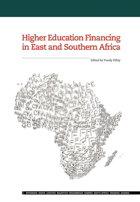 Higher Education Financing in East and Southern Africa EB9781920355937