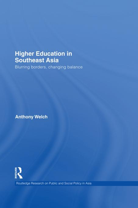 Higher Education in Southeast Asia EB9781136809064