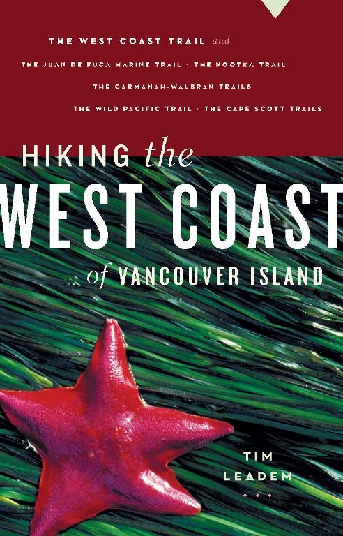 Hiking the West Coast of Vancouver Island EB9781926685236