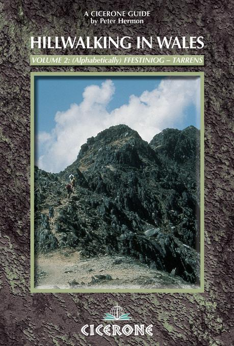 Hillwalking in Wales - Vol 2 EB9781849651196
