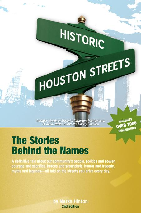 Historic Houston Streets EB9781936474493