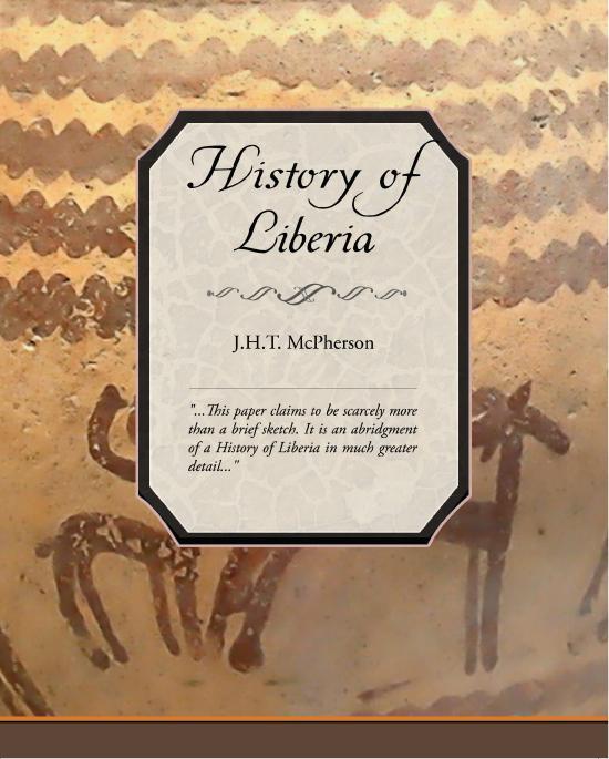 History of Liberia EB9781438550671