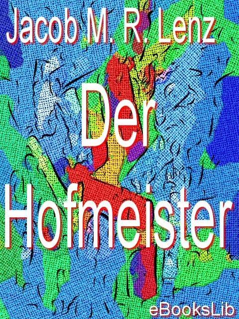 Hofmeister, Der EB9781412166041