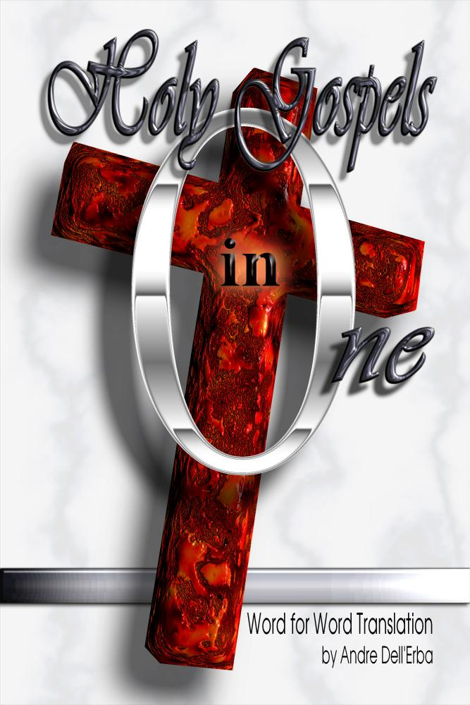 Holy Gospels in One EB9781456600259