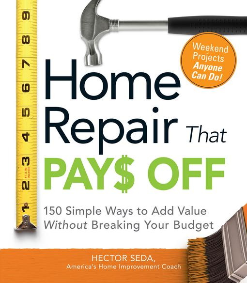 Home Repair That Pays Off EB9781440513343