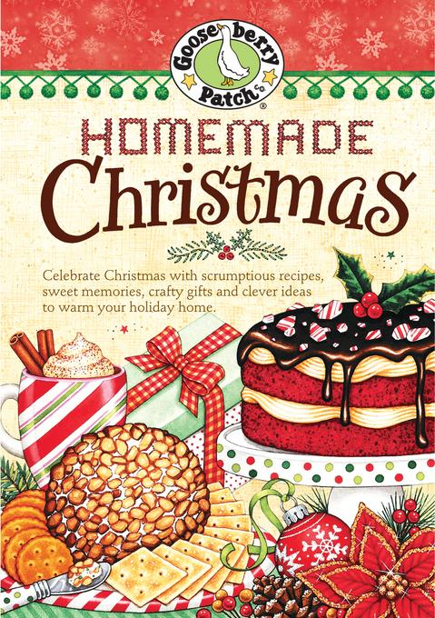 Homemade Christmas EB9781936283415