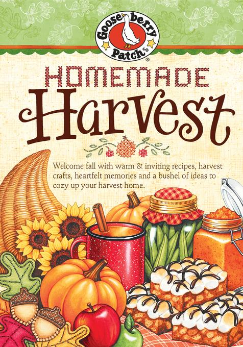 Homemade Harvest EB9781936283408