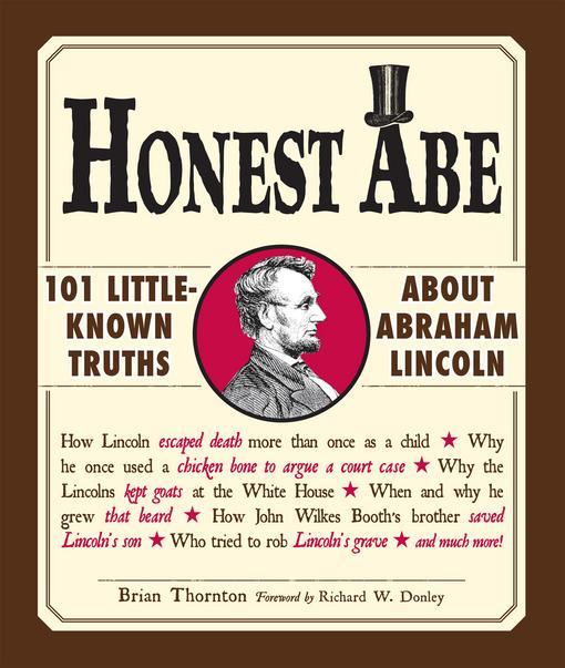 Honest Abe EB9781440512315