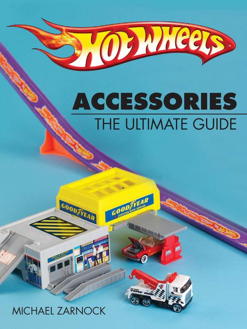 Hot Wheels Accessories EB9781440225505