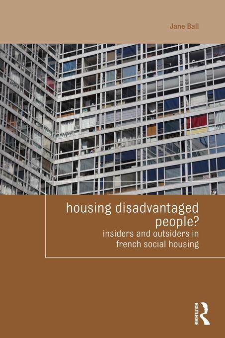 Housing Disadvantaged People? EB9781136632426