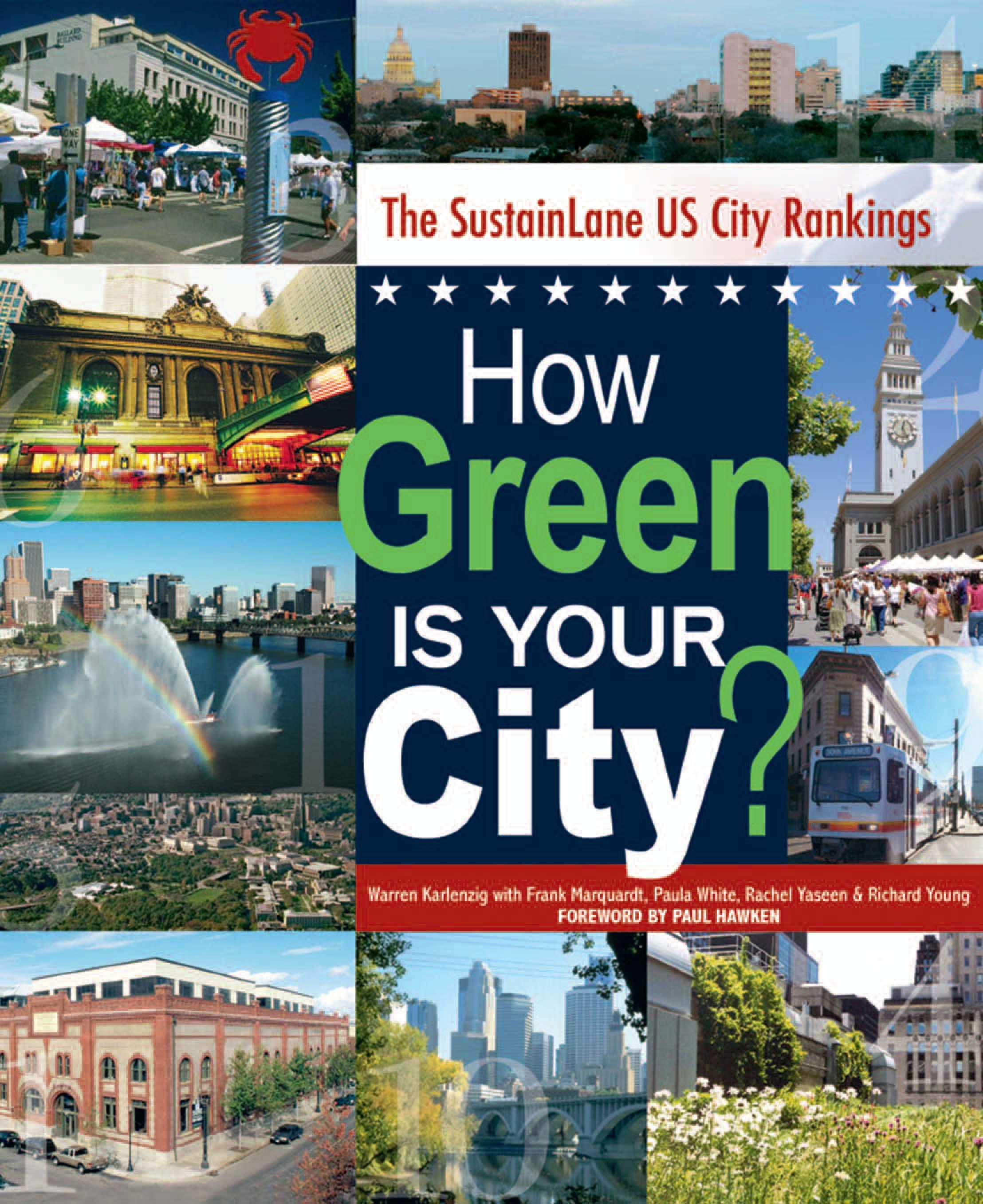 How Green is Your City? EB9781550923438
