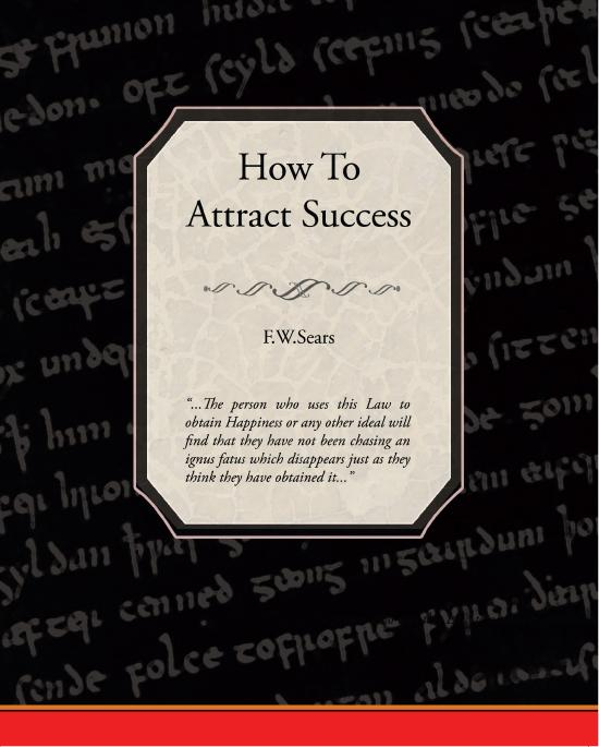 How To Attract Success EB9781438552279