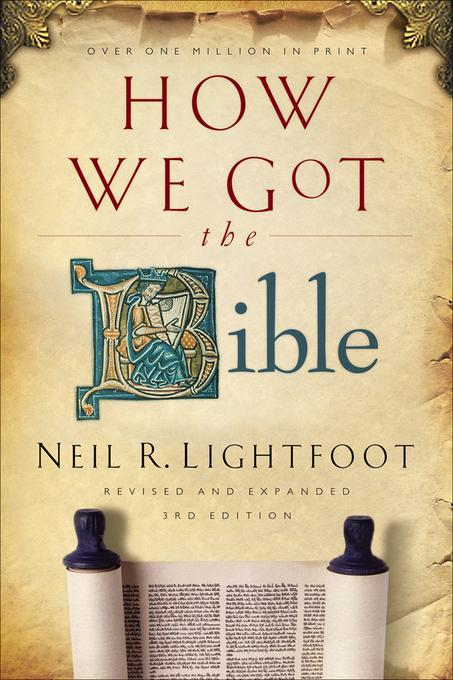 How We Got the Bible EB9781585581436