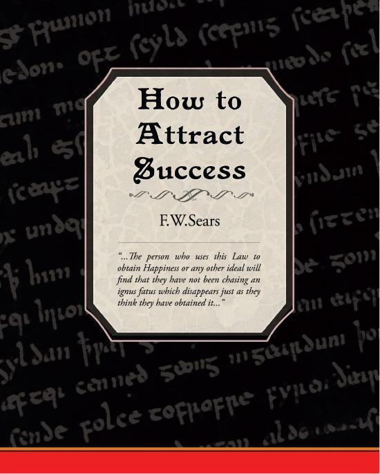 How to Attract Success EB9781438546582