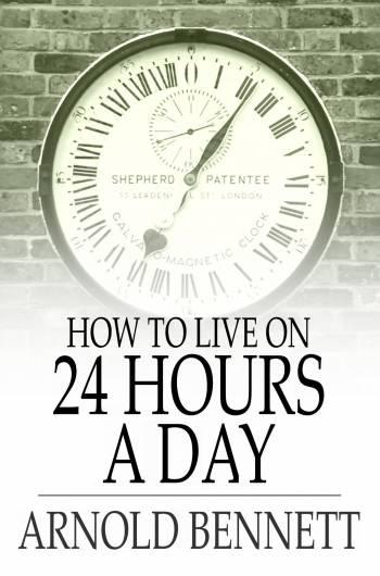 How to Live on 24 Hours a Day EB9781775412052