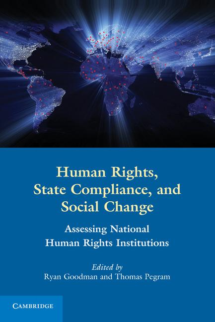 Human Rights, State Compliance, and Social Change EB9781139200158
