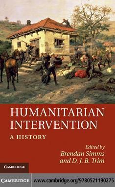 Humanitarian Intervention EB9781139065252