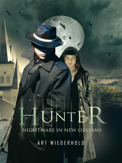 Hunter: Nightmare in New Orleans Art Wiederhold