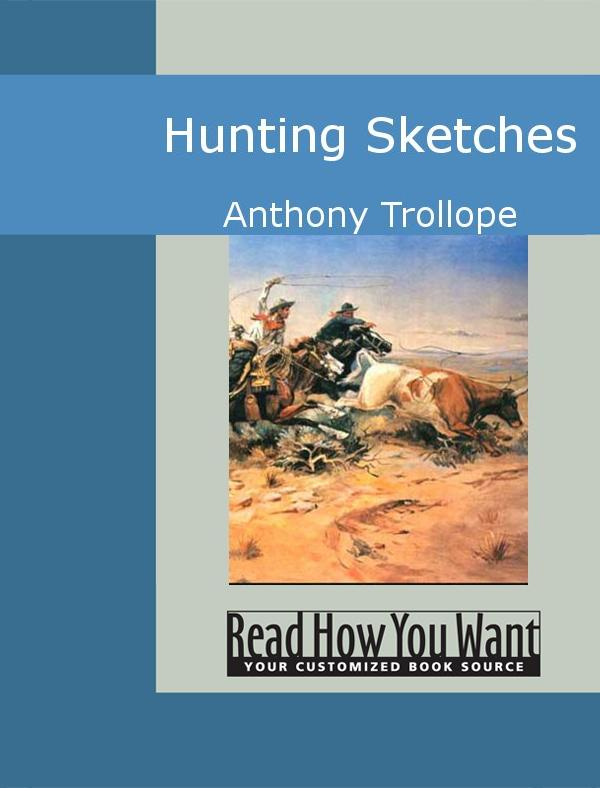 Hunting Sketches EB9781442935334