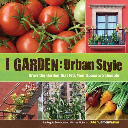 I Garden - Urban Style EB9781440314001