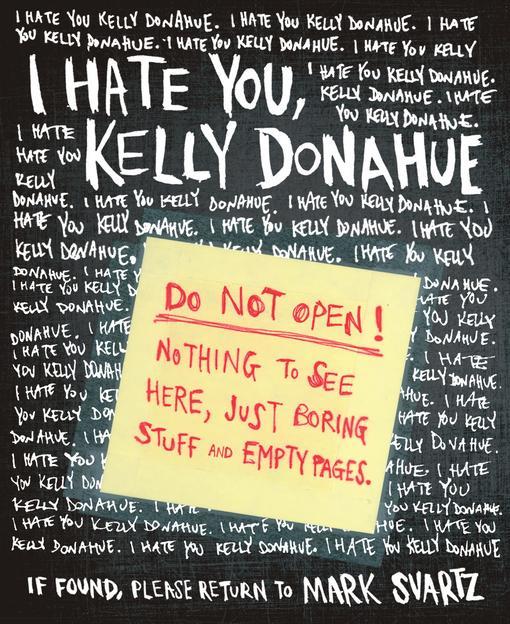 I Hate You, Kelly Donahue EB9781440529382