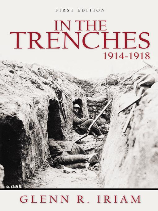 IN THE TRENCHES 1914 - 1918 EB9781466900462