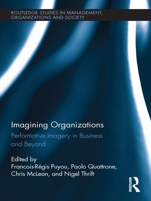 Imagining Organizations EB9781136664991