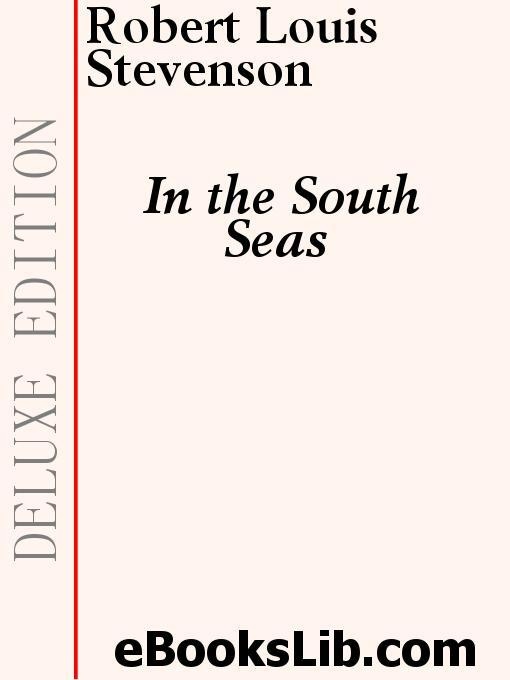 In the South Seas EB9781554451128