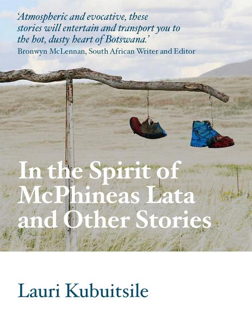 In the Spirit of McPhineas Lata and Other Stories EB9781908446084