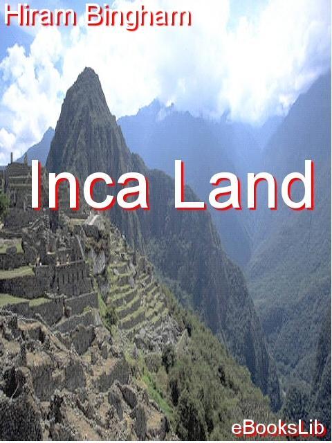 Inca Land EB9781554491834