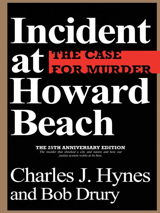 Incident at Howard Beach EB9781462056651