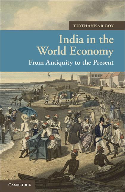 India in the World Economy EB9781139415507