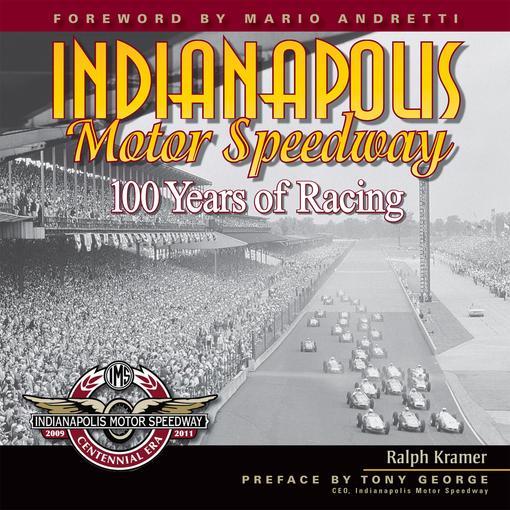 Indianapolis Motor Speedway EB9781440221576