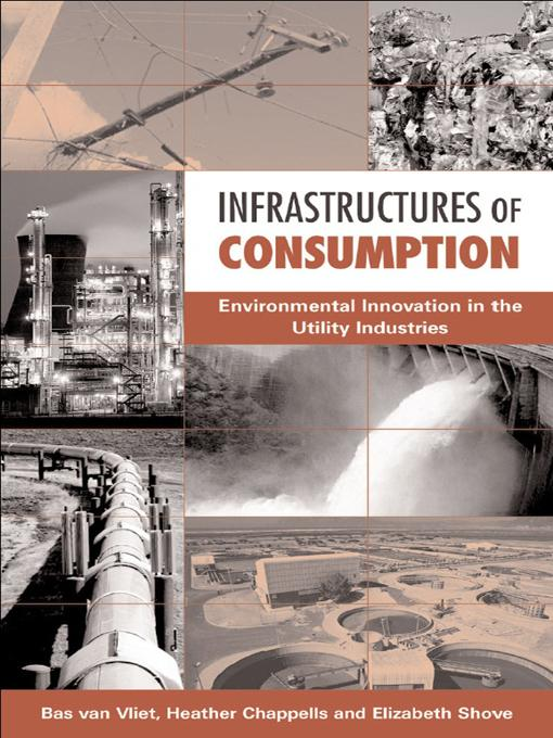 Infrastructures of Consumption EB9781136563010