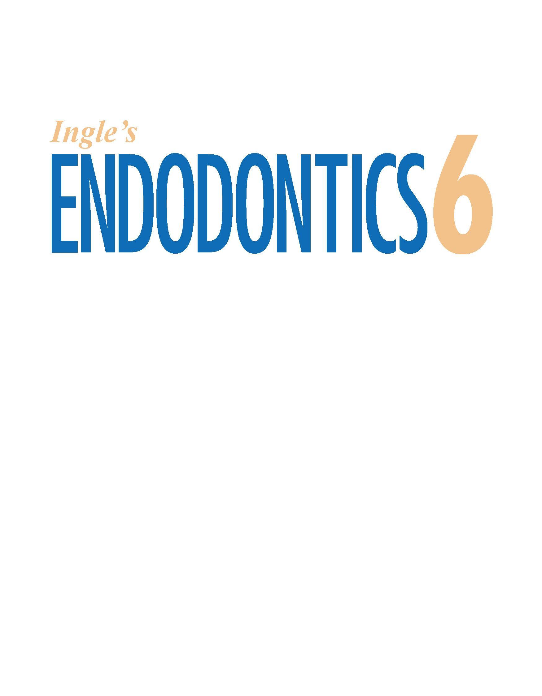 Ingle's Endodontics EB9781607950684