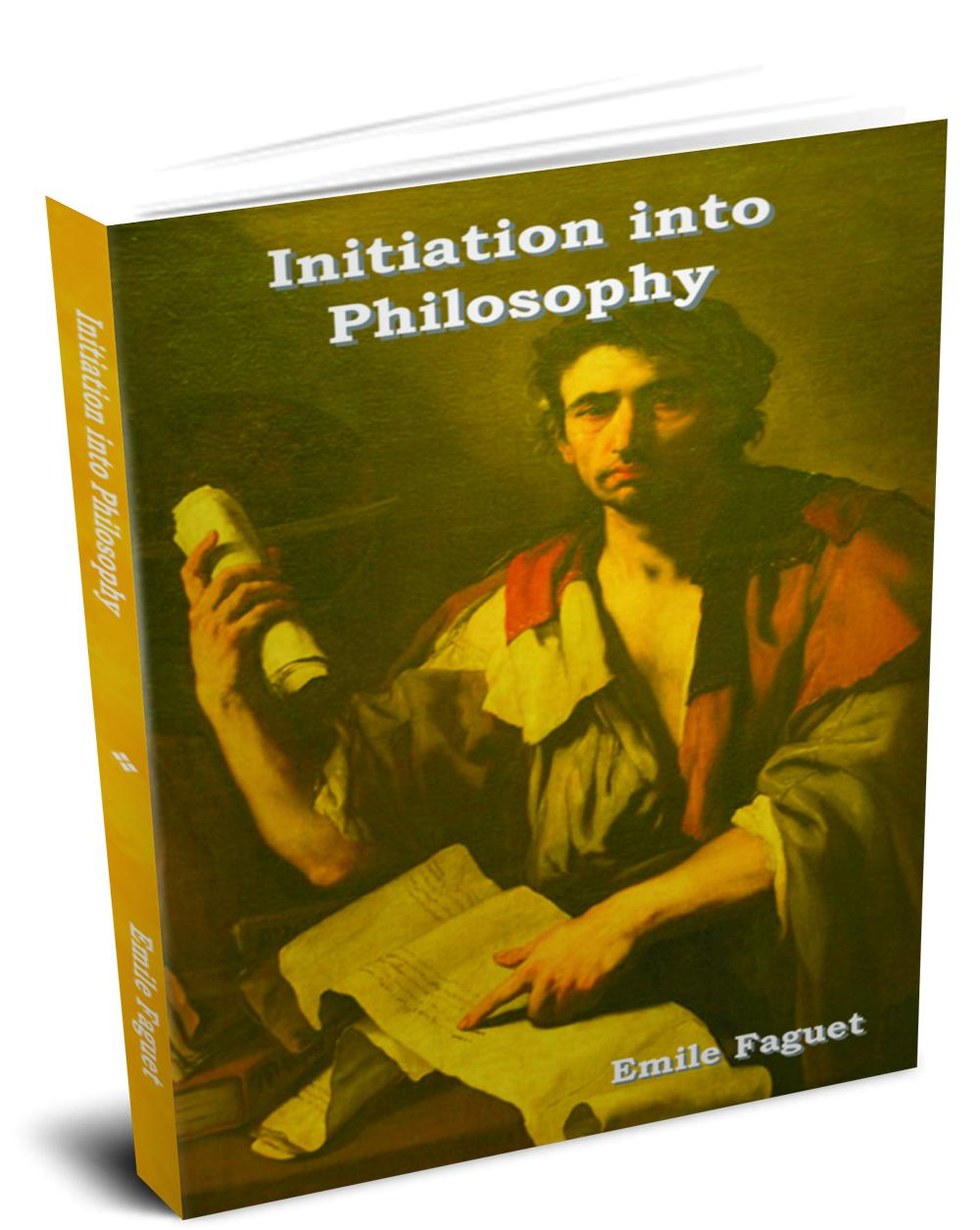 Initiation into Philosophy EB9781604441871