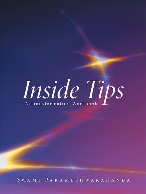 Inside Tips: A Transformation Workbook EB9781452537603