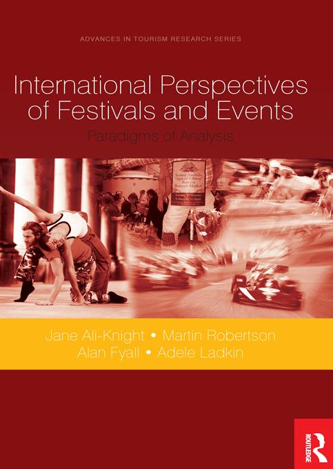 International Perspectives of Festivals and Events EB9781136438950