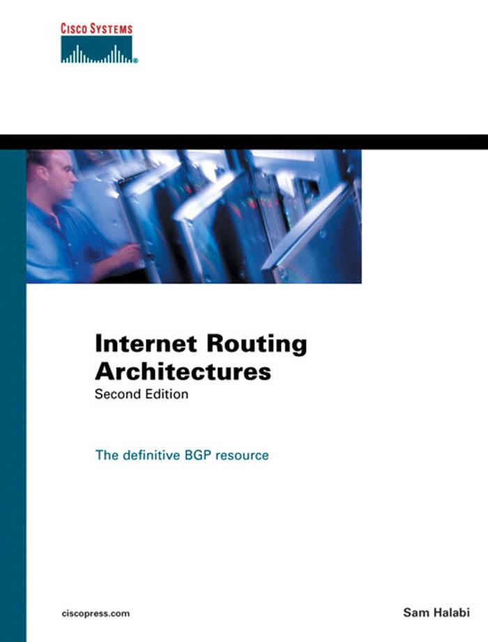Internet Routing Architectures EB9781587054358