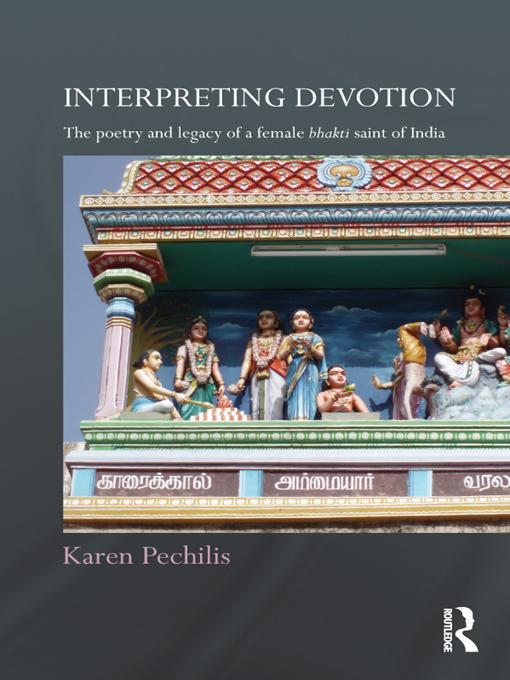 Interpreting Devotion EB9781136507052