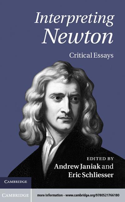 Interpreting Newton