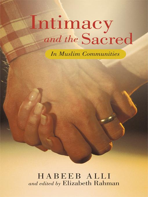 Intimacy and the Sacred: In Muslim Communities EB9781462022861