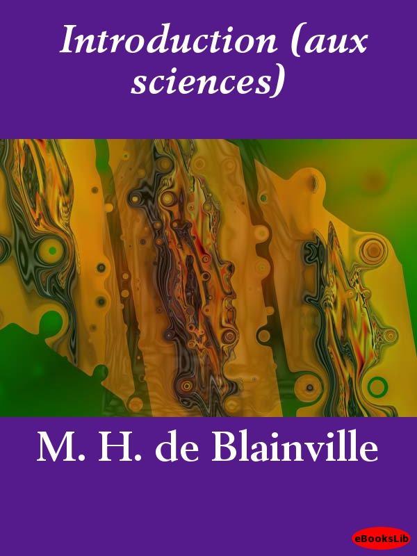 Introduction (aux sciences) EB9781412190688