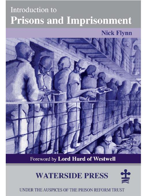 Introduction to Prisons and Imprisonment EB9781906534288
