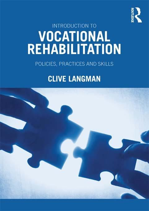 Introduction to Vocational Rehabilitation EB9781136640537
