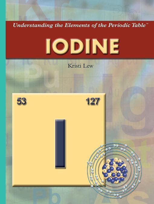 Iodine EB9781435857308