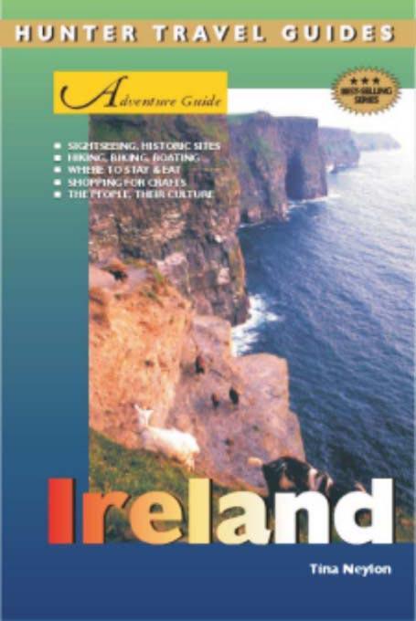 Ireland Adventure Guide EB9781588435361